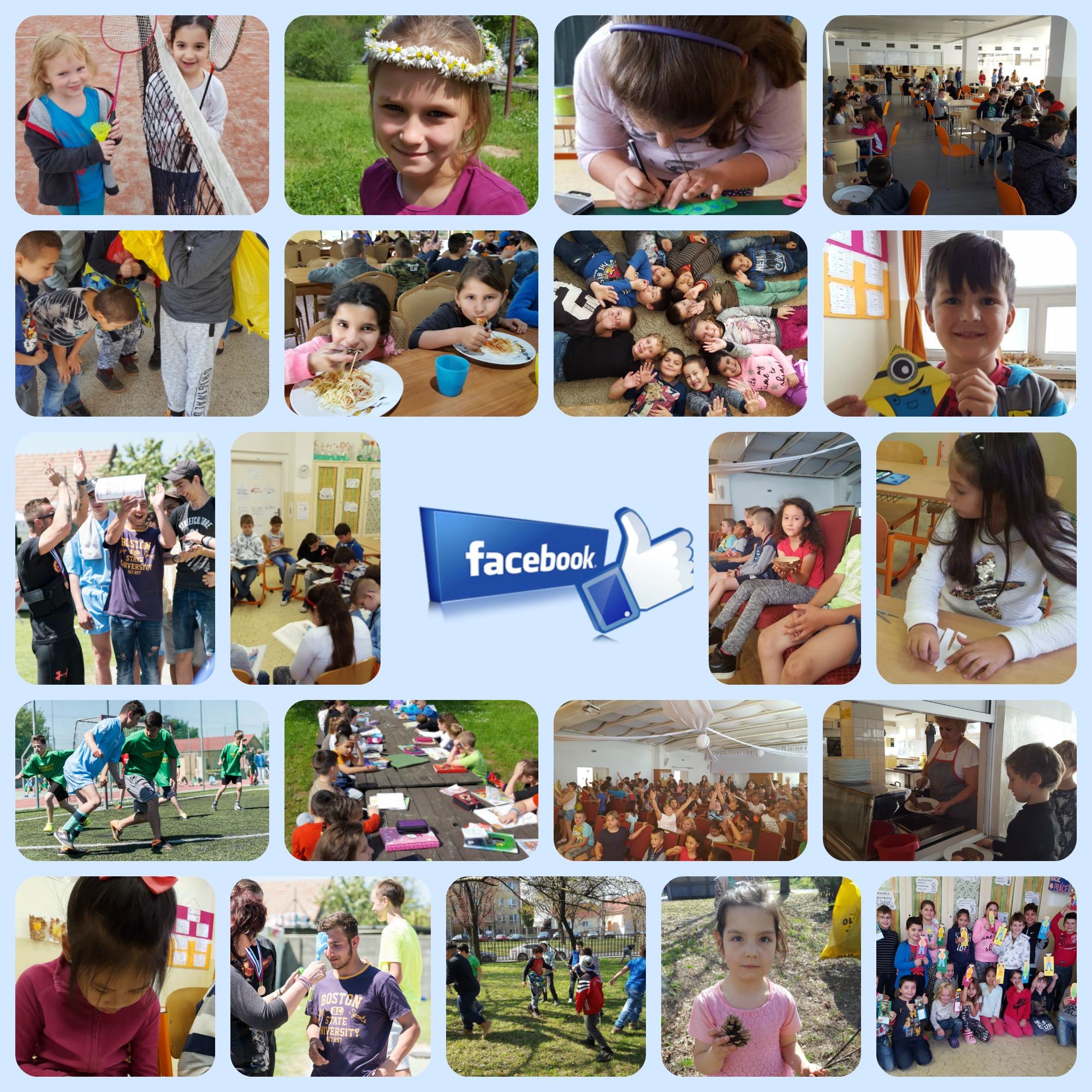 Sledujte našu stránku na facebooku....